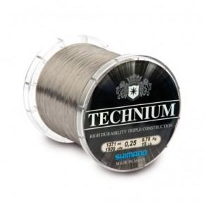 Technium  INVIS 1371m 0.25mm леска Shimano - Фото