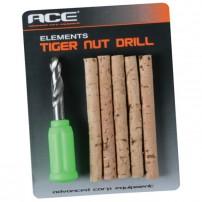 Tiger Nut Drill, сверло ACE