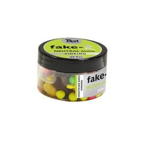 Fake-R Baits Mix Neutral Amino Blend 39pcs насадки Rod Hutchinson - Фото