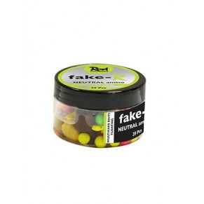 Fake-R Baits Mix Neutral Amino Blend floating 39pcs - Фото