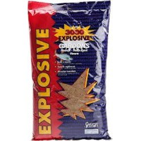 3000 Explosive Gardons плотва 1кг прикормка Sensas