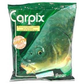 Добавка Sensas Carpix (карп) 300г - Фото