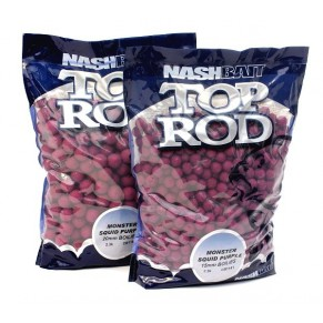 Monster Squid Purple Boilies 20mm 750g бойлы Nash - Фото