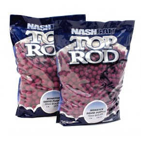 Monster Squid Purple Boilies 15mm 750g бойлы Nash - Фото