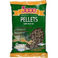 3000 Pellet Bream 6mm 700gr Sensas