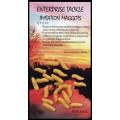 Imitation Maggots Bronze Enterprise Tackle