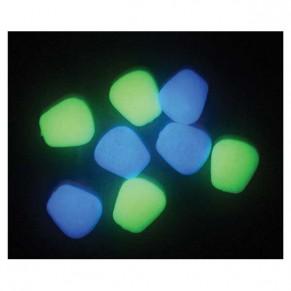 Zig Rig Surface Bait Night Glow Mixed Green/Blue насадка Enterprise Tackle - Фото