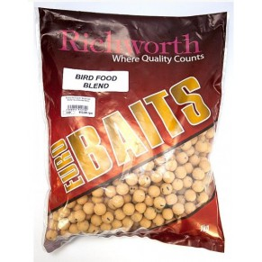 "42-03 ""BIRD FOOD BLEND"" EURO Boilies 14mm, 1kg - Фото"