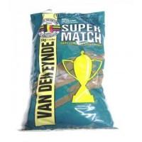 Supermatch 1кг прикормка VDE