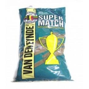 Supermatch 1кг прикормка VDE - Фото