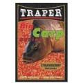 Big Carp 1,0kg клубника прикормка Traper