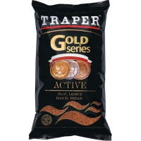 Gold 1kg Active Black Traper