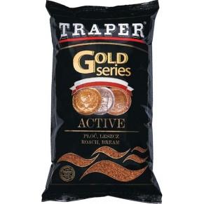 Gold 1kg Active Black Traper - Фото