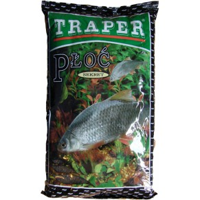 Sekret 1kg roach black Traper - Фото