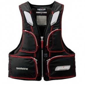 VF-154GB L Combo Washable FL Vest Black Nexus - Фото