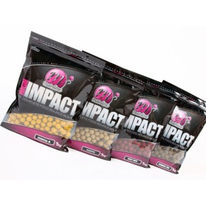 High Impact Complete Food Source Boilie Banofee 20mm 1kg бойлы Mainline - Фото