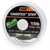 Camotex Light Stiff 15lb 20m Fox