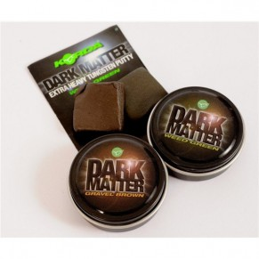 Dark Matter Tungsten Putty Weed/Green мягкий свинец, Korda - Фото