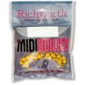 03-10 Pineapple Hawaiian 10mm Midi Boilies, Handy Packs 225g бойлы Richworth