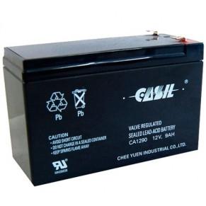 CA1290 12V, 9Ah аккумулятор Casil - Фото