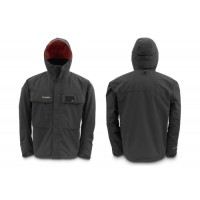 Bulkley Jacket Black M Simms