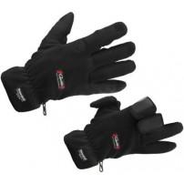 Fleece Fishing Gloves L перчатки Gamakatsu