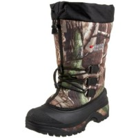 Arctic reaction realtree 43/10 -40 сапоги Baffin