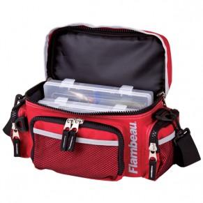 Soft Side Tackle System  AZ3 сумка с коробками Flambeau - Фото