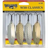 W50 CLASSIC 4 Pack набор блёсен Williams