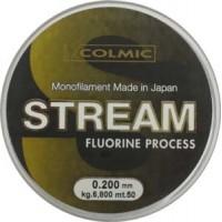 Stream 0.103mm 50m леска Colmic