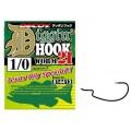 Digging Hook Worm 21 4/0, 5sht Decoy