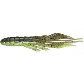 """Waver Shrimp 2.8"""" Green Pumpkin/Chart 8 sht Jackall - Фото"""