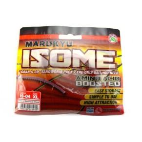 Isome. red, large черви Marukyu - Фото