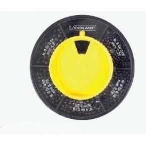 MASC.CIRC.5 SC.GR.130 0-2-4-6-8 набор грузов Colmic - Фото