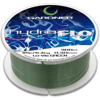 HYDRO-FLO 10lb 4.5kg Green 0.28mm 300m Gardner