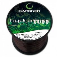 HYDRO-TUFF 10lb 4.5kg Green 0.30mm леска карповая Gardner