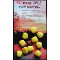 Pop-Up Large Sweetcorn - Yellow насадка Enterprise Tackle