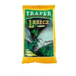 Sekret 1кг лещ желтая прикормка Traper - Фото