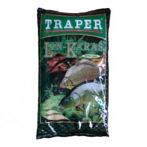 Special 1kg линь-карась прикормка Traper - Фото