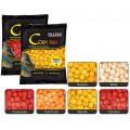 Corn Puff 4mm/20g клубника плавающая кукуруза Traper