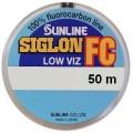 SIG-FC 50м 0.415мм 10.9кг поводковый флюорокарбон Sunline