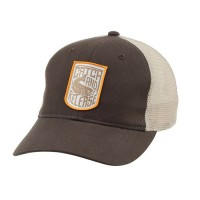 Patch Trucker Catch & Release Bark Simms