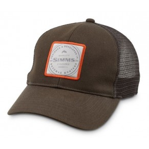 Patch Trucker Cap Root Simms - Фото