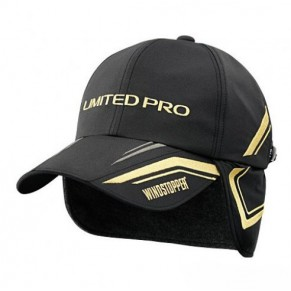 CA-116N Windstopper Cap Limited Pro Black Nexus - Фото