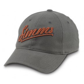 Flexfit Twill Cap Pewter S/M кепка Simms - Фото