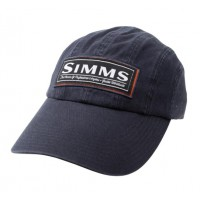 Double Haul Cap Navy Simms