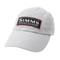 Double Haul Cap Grey Simms