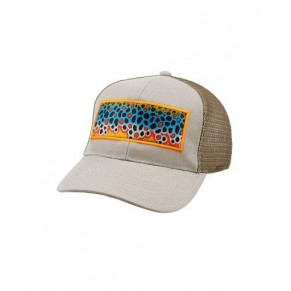 Artist Series Trucker Cap Cork кепка Simms - Фото