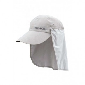 Sunshield Hat Grey кепка Simms - Фото