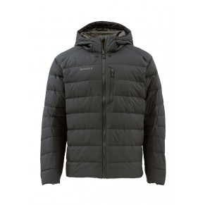 Downstream Jacket Black S куртка Simms - Фото